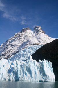 Upsala Glacier, Patagonia, Argentina.